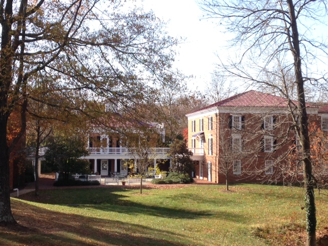 UVA in Fall 2014