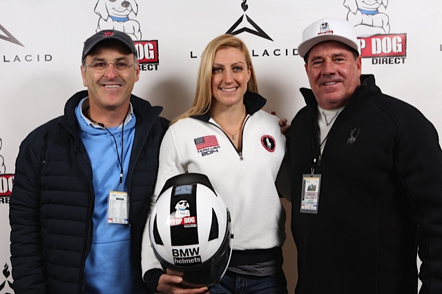 Lake Placid Top Dog Olympian